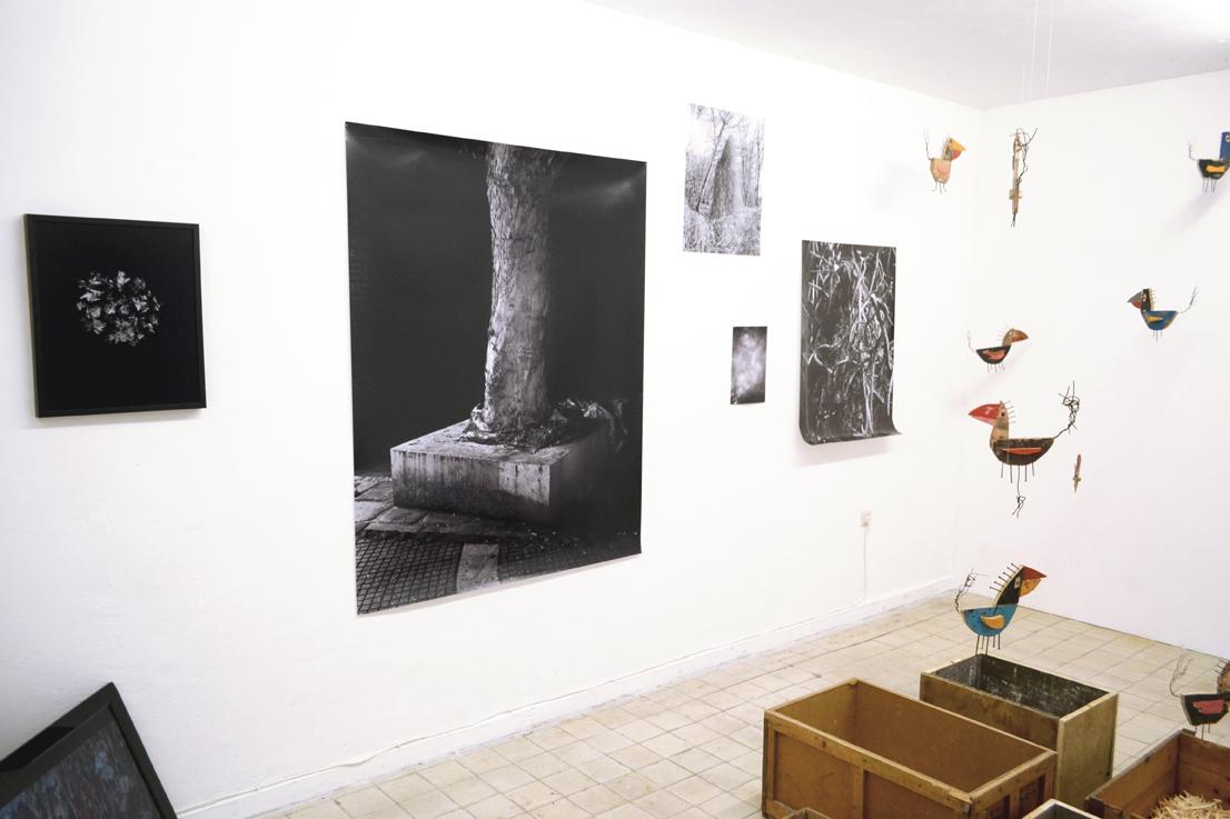 Bianca Benenti Ticiano Marquetti Eric Meier Joshua Zielinski Michel Aniol Meike Kuhnert stay hungry Projektraum Berlin Kunst