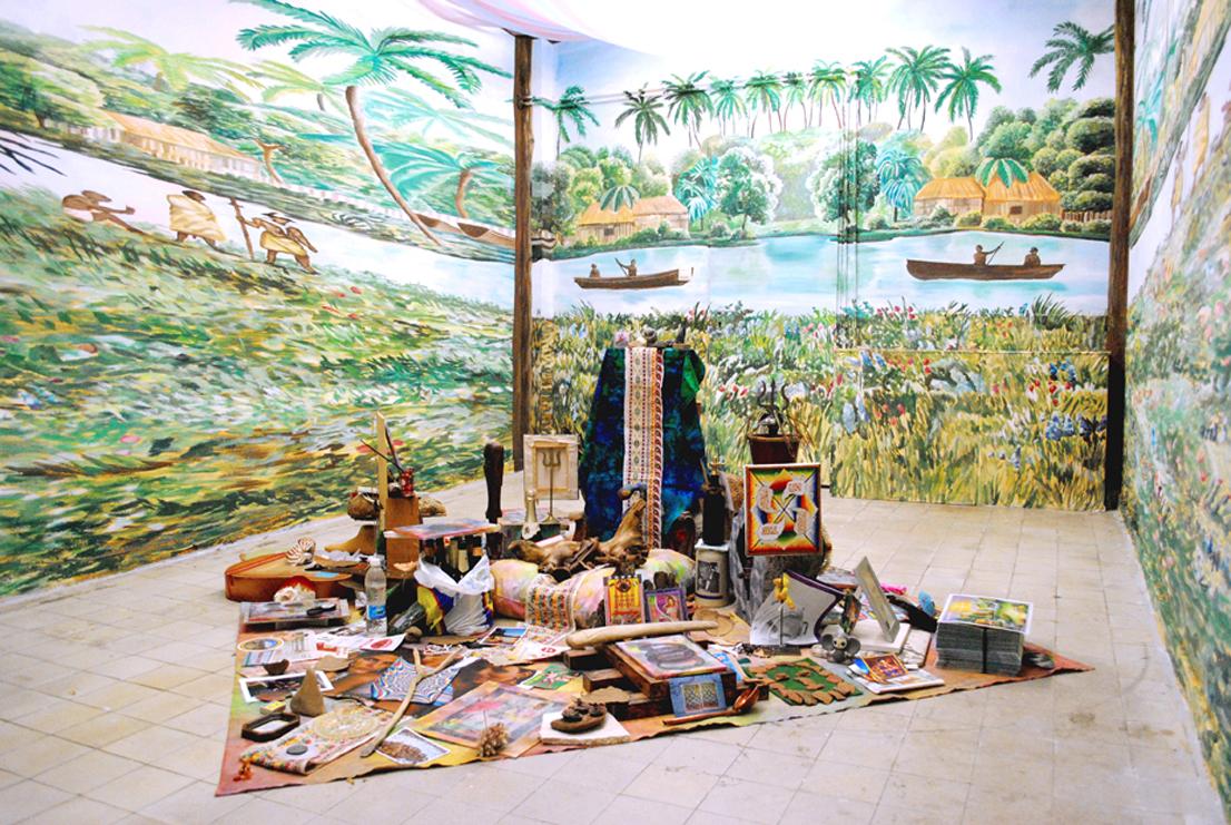 Michel Aniol Meike Kuhnert stay hungry Berlin Paradies Neukölln Ausstellungsansicht