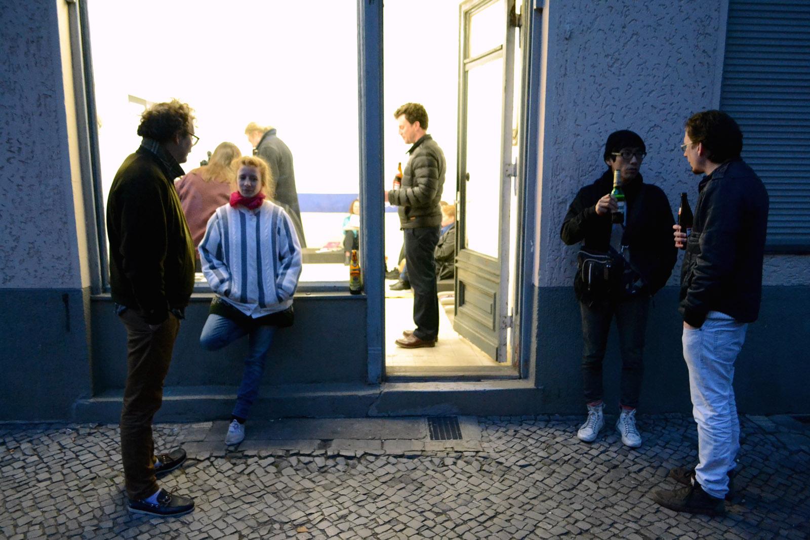 stay hungry Hanako Geierhos Amanda Holmes conversation#02 Berlin Art Kunst project space Projektraum