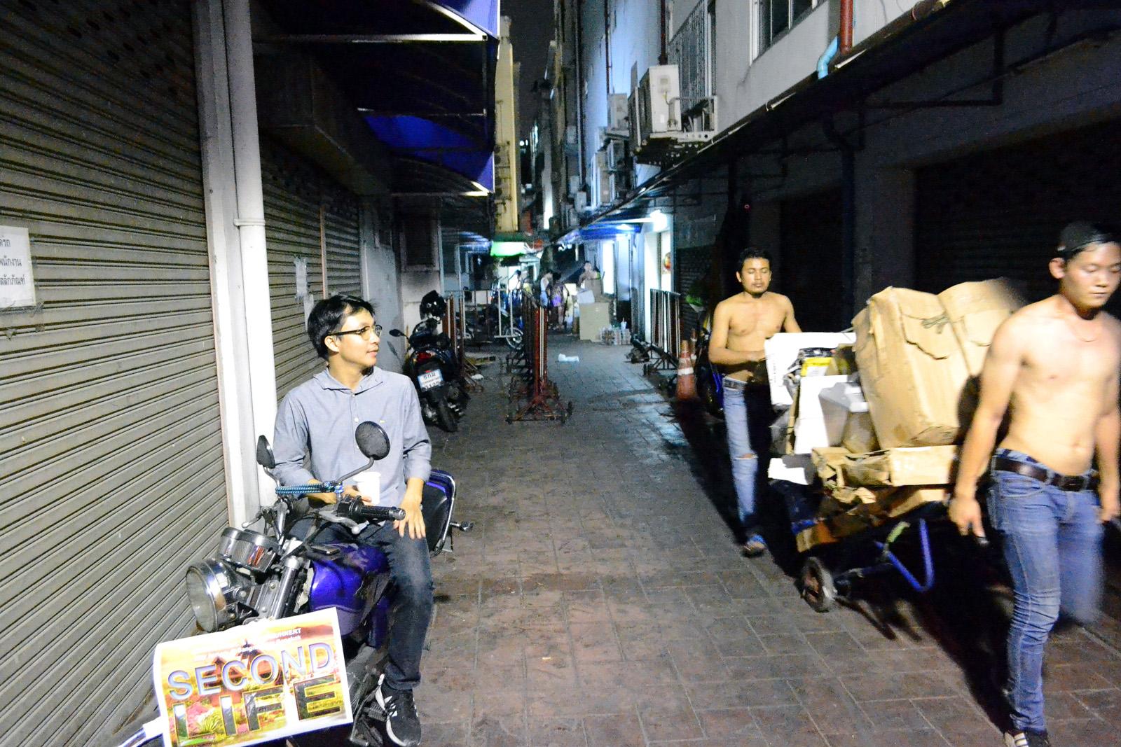 stay hungry @ Sangnual lap Bangkok